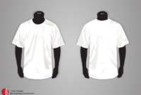 T-Shirt Template Updatejovdaripper.deviantart inside Blank T Shirt Design Template Psd