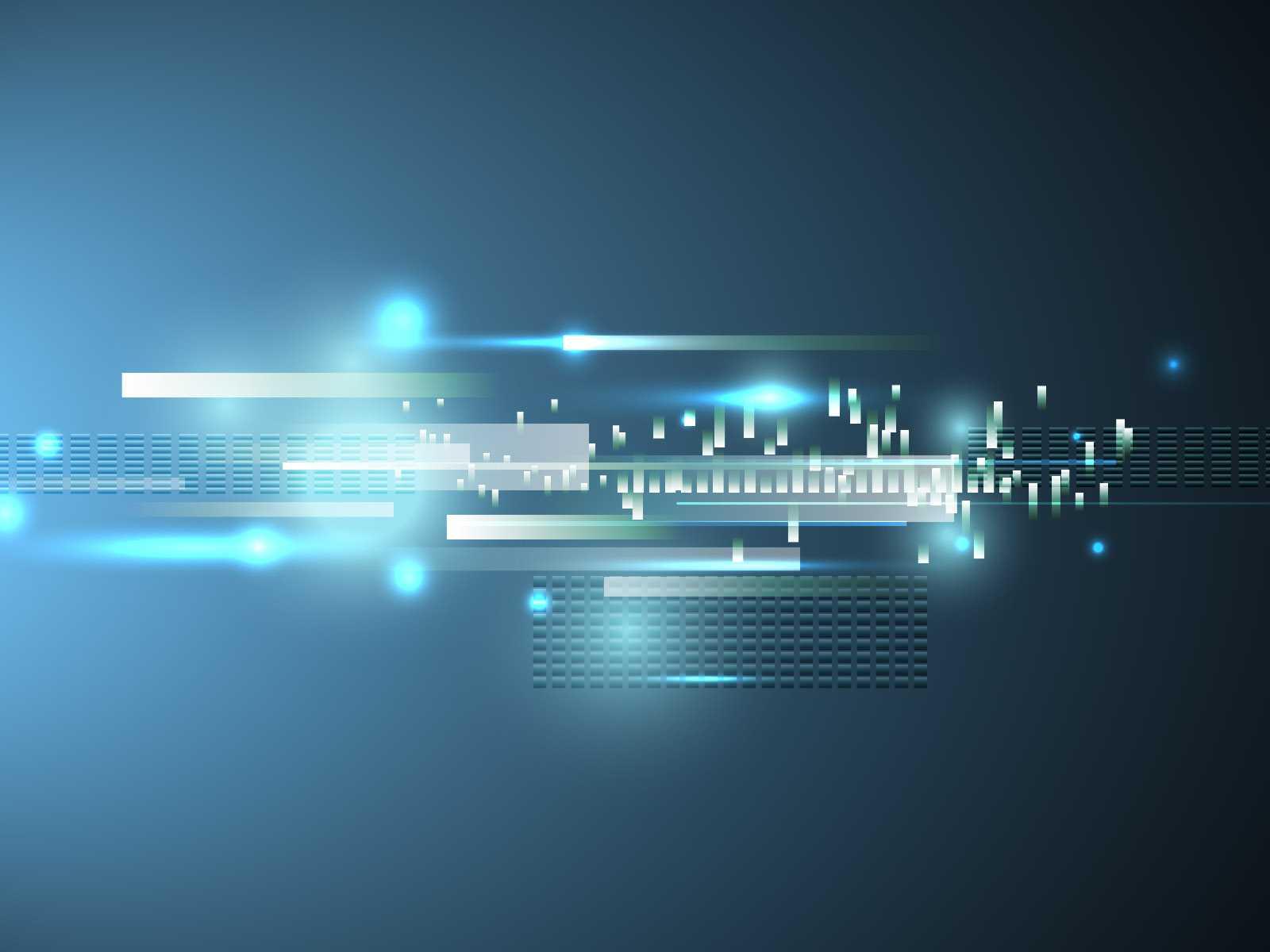 Telecom Industry Tech Powerpoint Templates - Industrial within High Tech Powerpoint Template