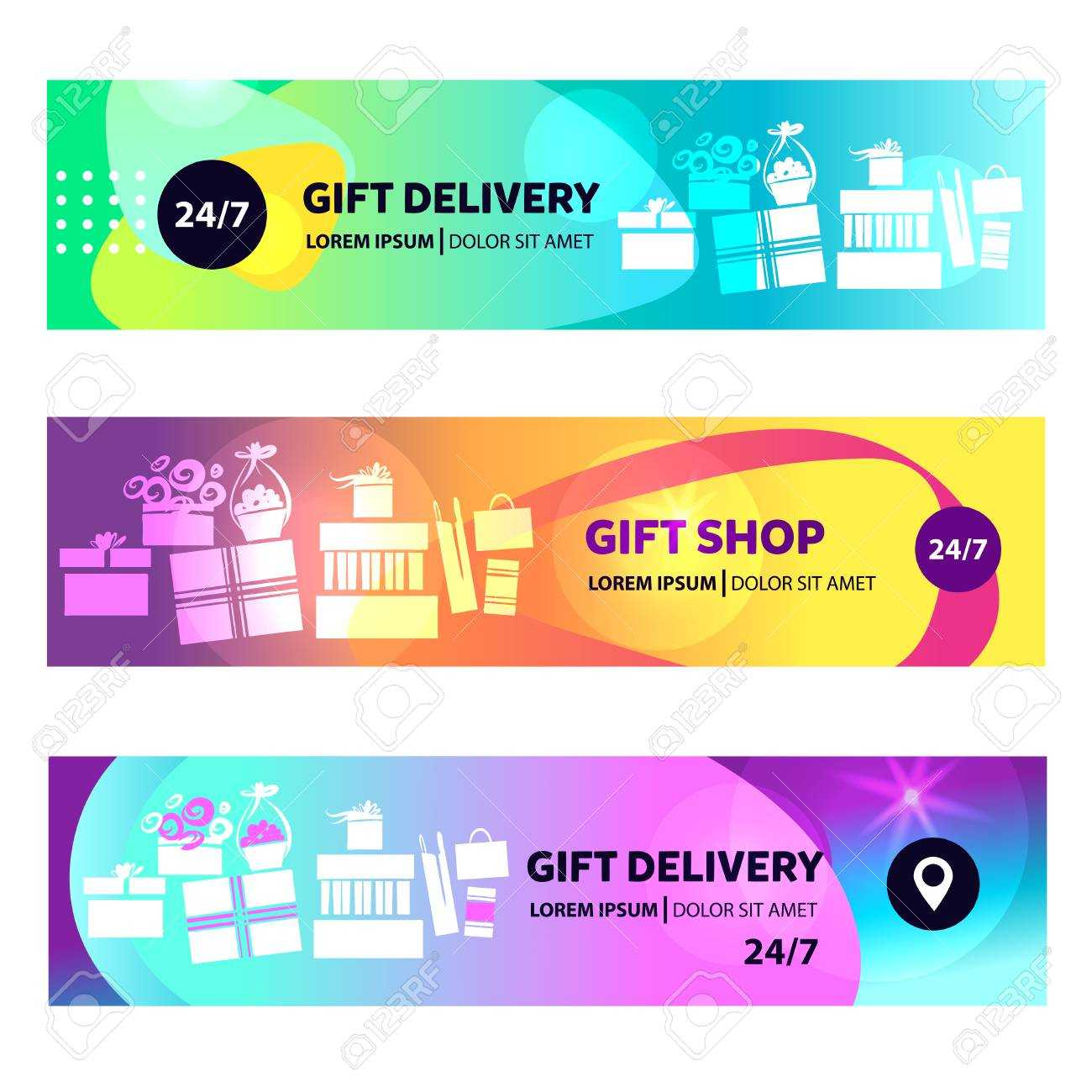Template, Online Banner, Poster Design. Within Free Online Banner Templates
