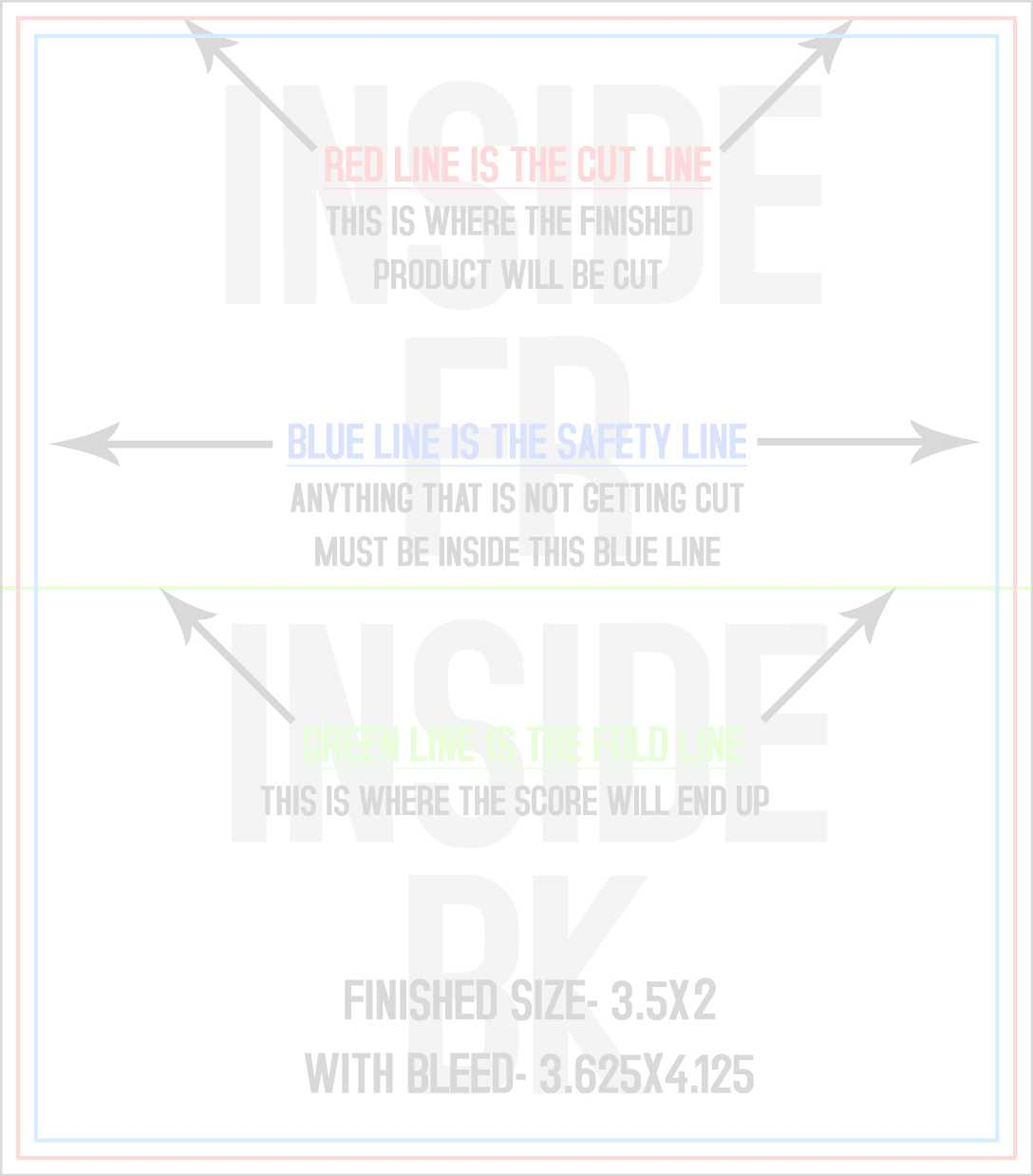 Templates with regard to Fold Over Business Card Template