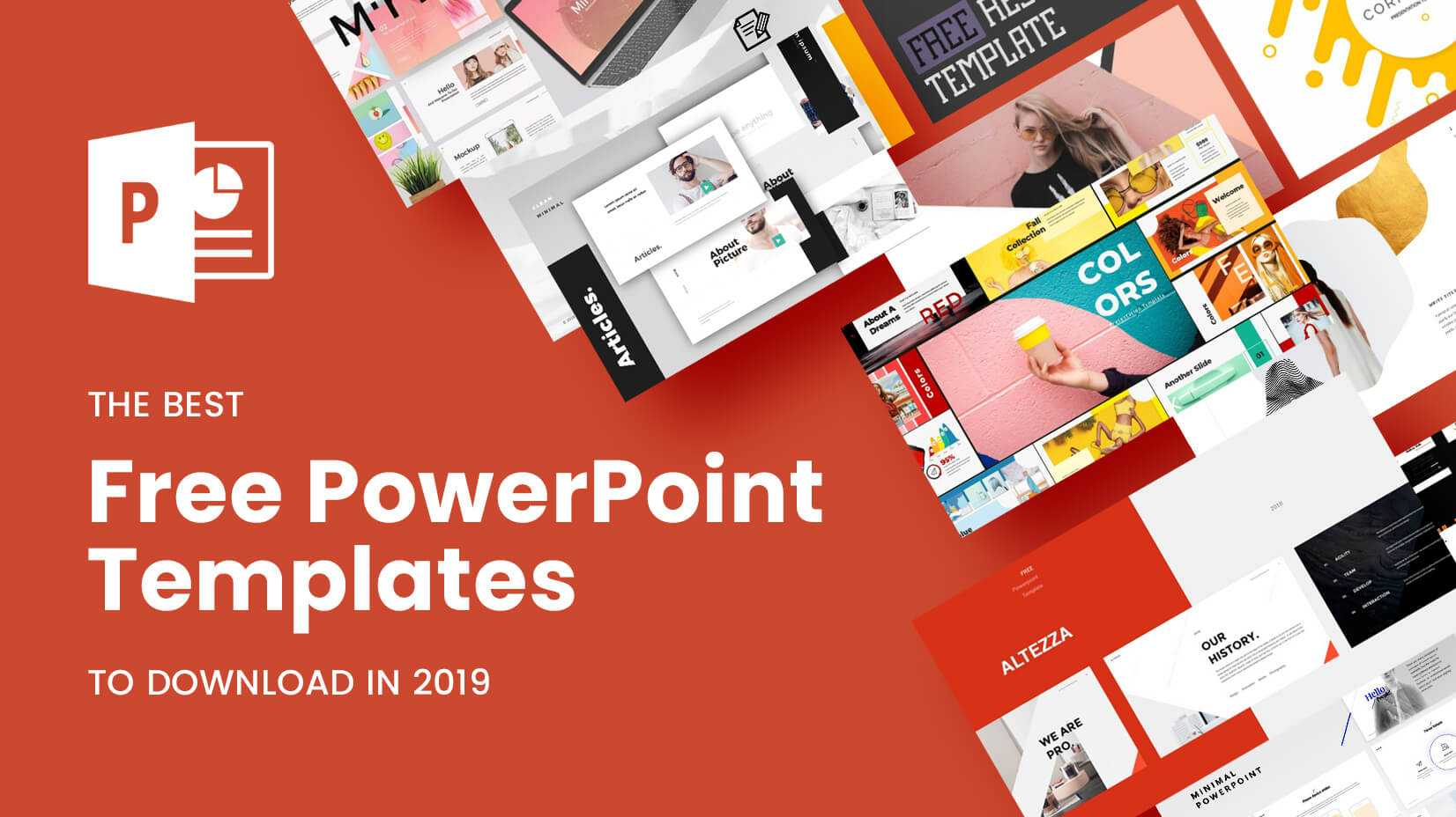 The Best Free Powerpoint Templates To Download In 2019 intended for Virus Powerpoint Template Free Download