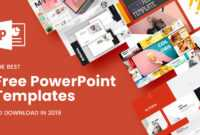 The Best Free Powerpoint Templates To Download In 2019 regarding Fun Powerpoint Templates Free Download