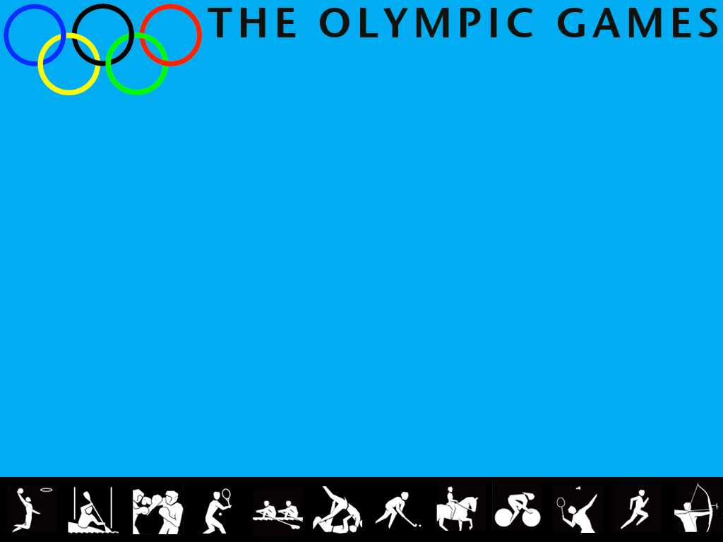 The Olympic Games Powerpoint Template | Adobe Education Exchange within Powerpoint Template Games For Education