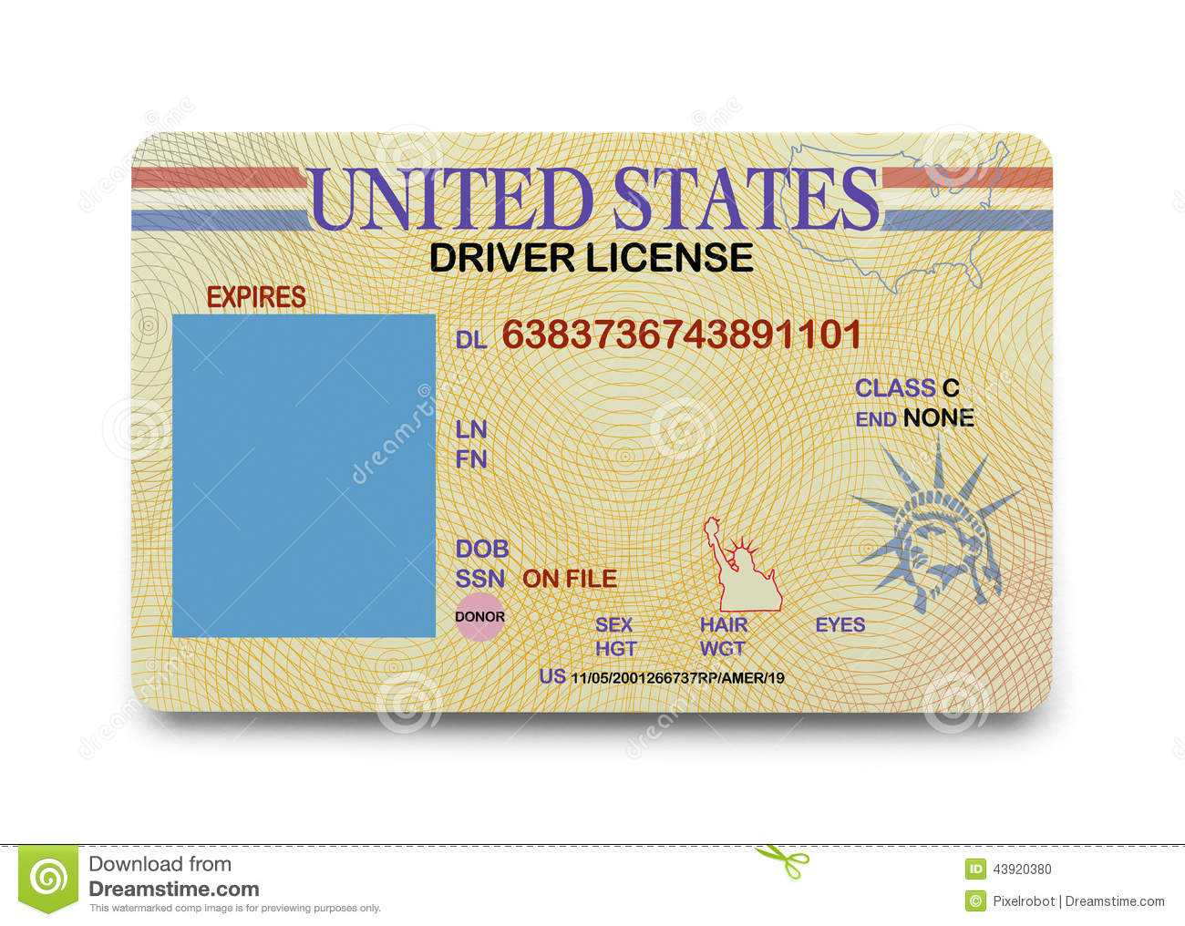 Thebrownfaminaz: Blank Drivers License Template Australia Inside Blank Drivers License Template