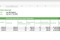 Top 10 Inventory Excel Tracking Templates – Sheetgo Blog within Stock Report Template Excel