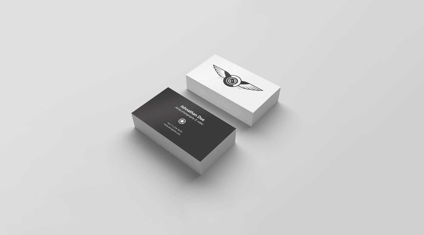 Top 26 Free Business Card Psd Mockup Templates In 2019 intended for Free Bussiness Card Template