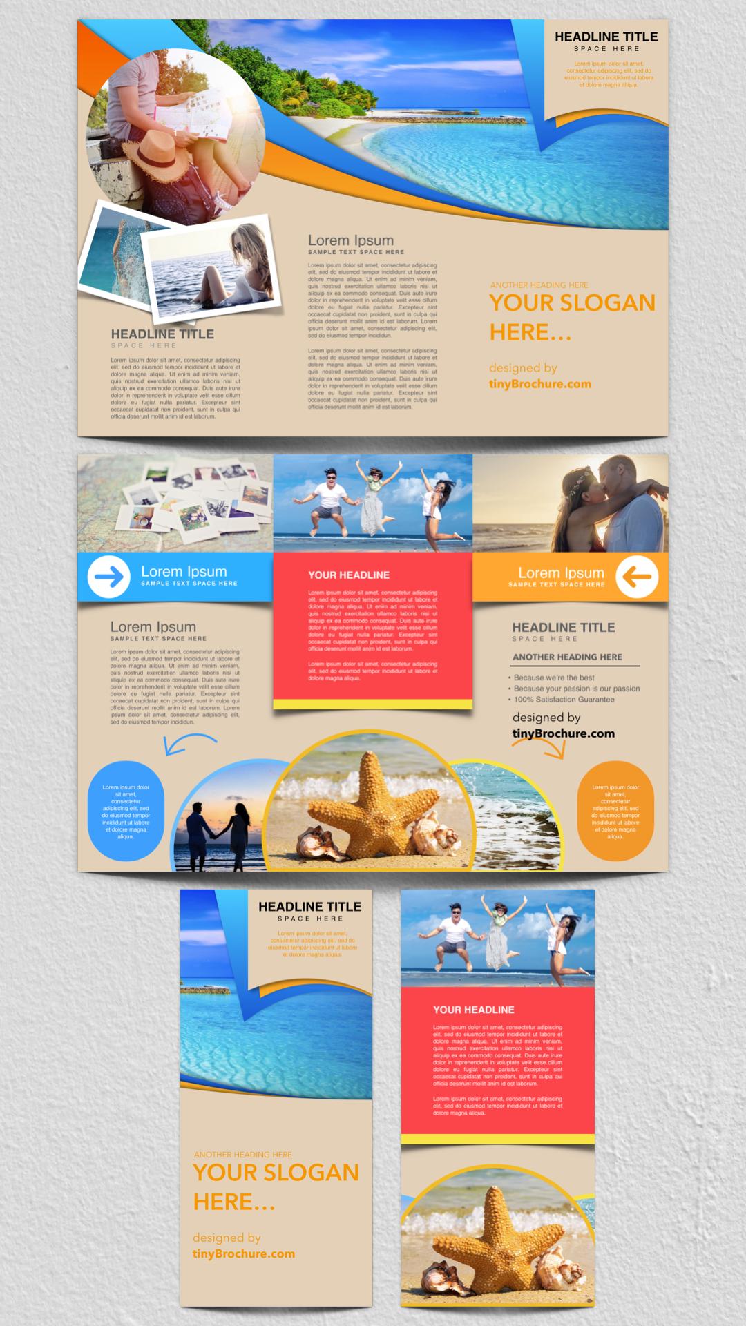Travel Brochure Template Google Docs   Travel Brochure Throughout Travel Brochure Template Google Docs