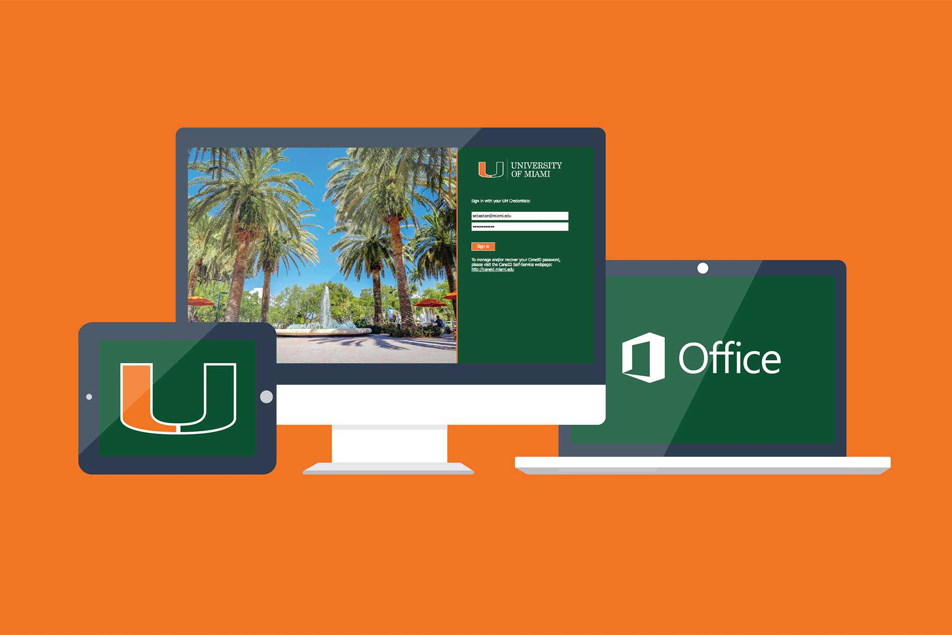 University Of Miami Information Technology within University Of Miami Powerpoint Template