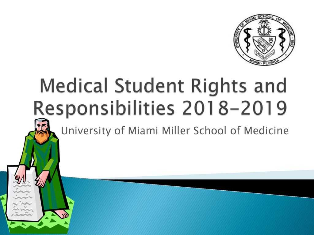 University Of Miami Miller School Of Medicine - Ppt Download with University Of Miami Powerpoint Template