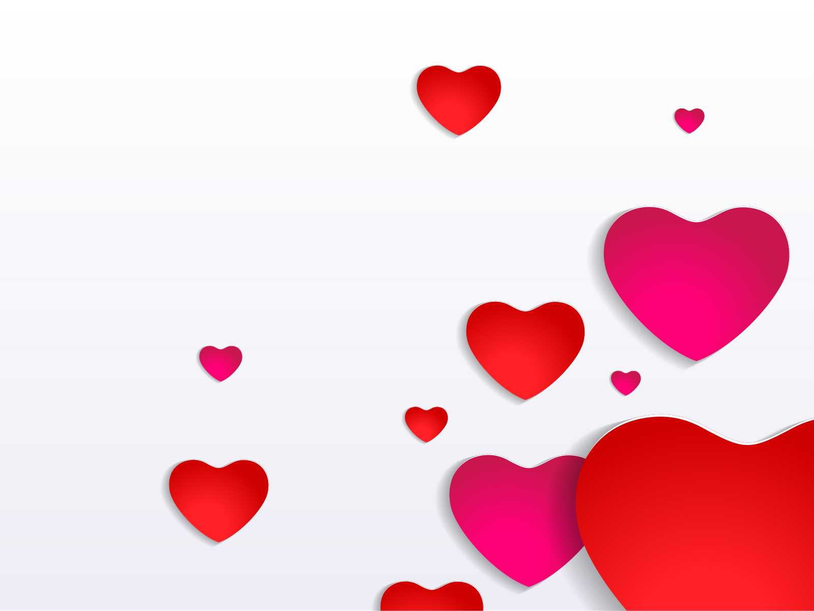 Valentines Day Powerpoint Templates - Love, Red - Free Ppt throughout Valentine Powerpoint Templates Free