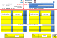 What Do The Referees Write During The Matches? – Sports for Football Referee Game Card Template