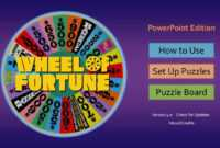 Wheel Of Fortune For Powerpoint – Gamestim within Wheel Of Fortune Powerpoint Game Show Templates