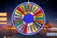 Wheel Of Fortune Powerpoint Game – Youth Downloadsyouth within Wheel Of Fortune Powerpoint Game Show Templates