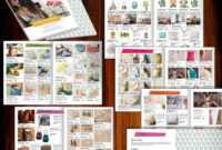 Wholesale Catalog Template-Id06 | Product Catalog Template for Word Catalogue Template