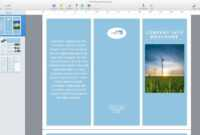 Word Brochure Template Mac Ukran Agdiffusion Com Microsoft With Regard To Mac Brochure Templates