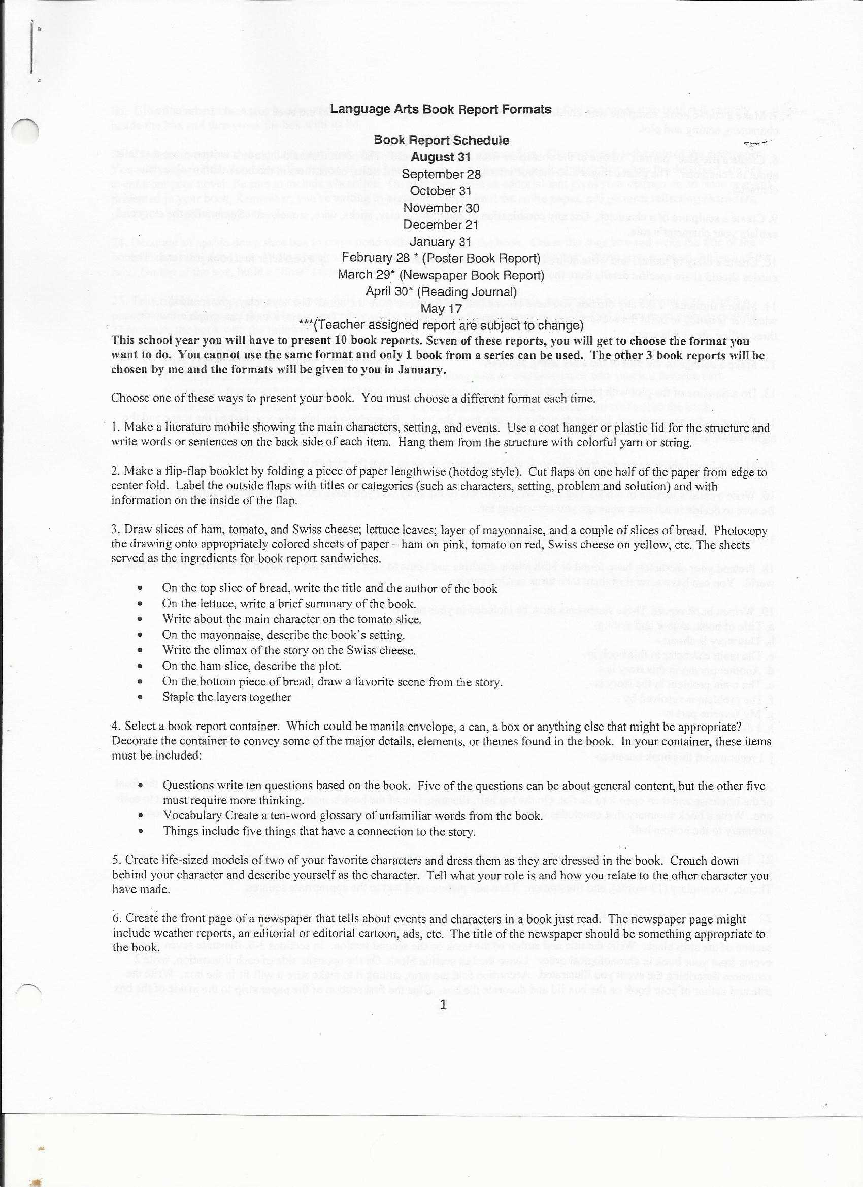 Writing High School Essays - The Lodges Of Colorado Springs inside Mobile Book Report Template