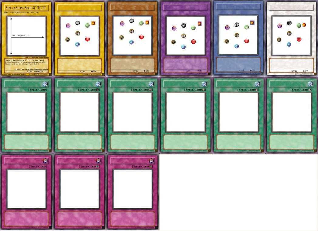Yugioh Card Templatepyruvate   Cards, Templates, Meme For Yugioh Card Template